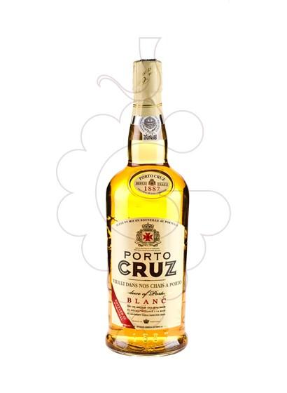 Foto Cruz Blanco vino generoso