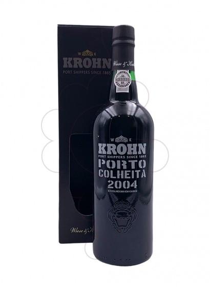 Foto Krohn Colheita vino generoso
