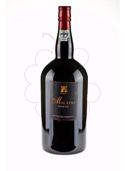 Foto Macedo Magnum vino generoso