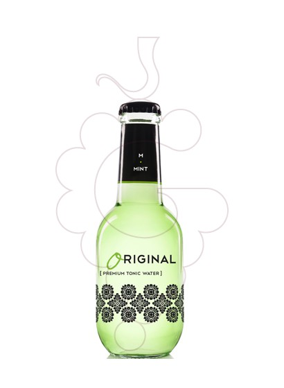 Foto Refrescos Original Tonic Water Mint