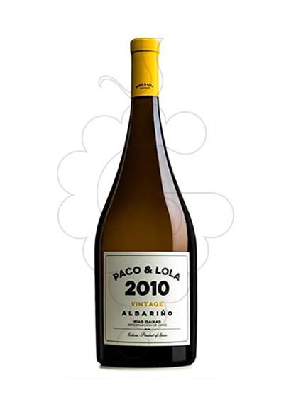 Foto Albariño Paco & Lola Vintage Magnum vino blanco
