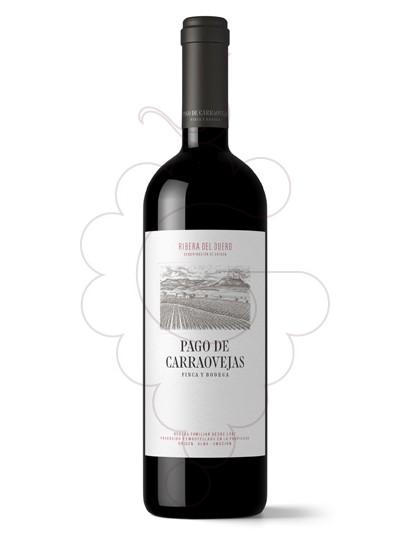 Foto Pago Carraovejas Crianza vino tinto