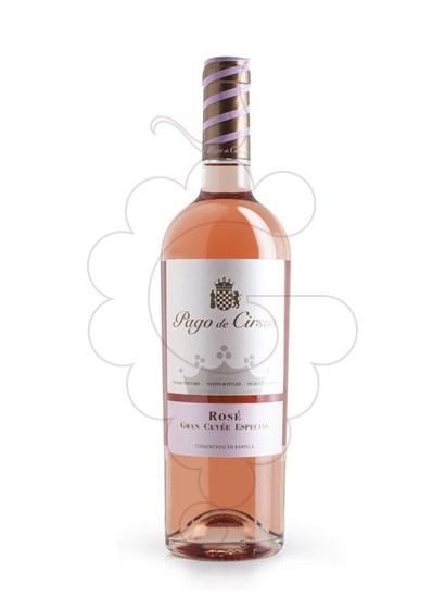 Foto Pago de Cirsus Rose Gran Cuvee Especial Magnum vino rosado