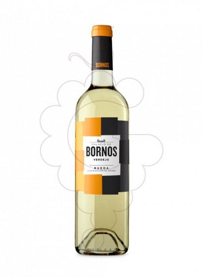 Foto Palacio de Bornos Verdejo vino blanco