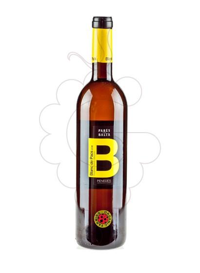 Foto Pares Balta Blanc de Pacs vino blanco