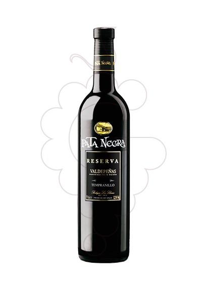 Foto Pata Negra Reserva vino tinto