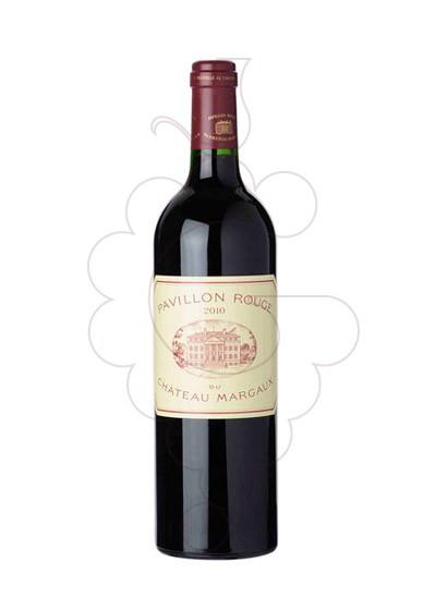 Foto Pavillon Rouge de Margaux vino tinto