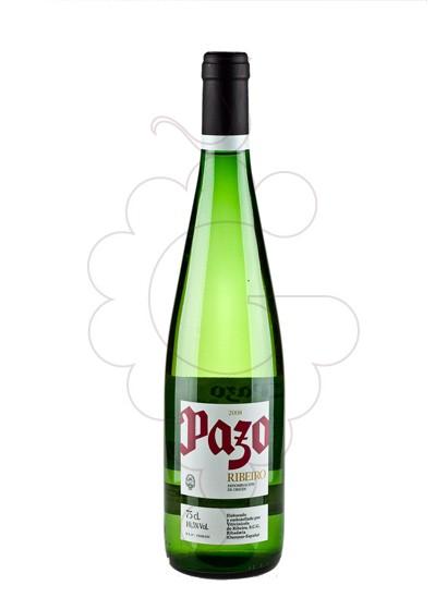 Foto Pazo Ribeiro Blanc vino blanco