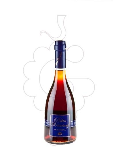 Foto Pedro Ximenez de Cosecha Barquero vino generoso