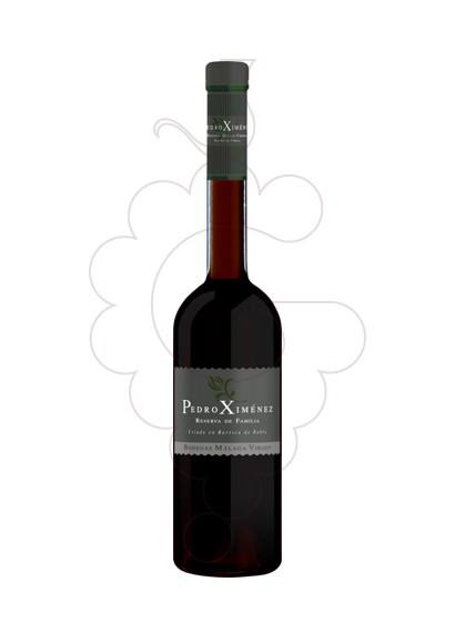 Foto Pedro Ximenez Reserva Familiar vino generoso