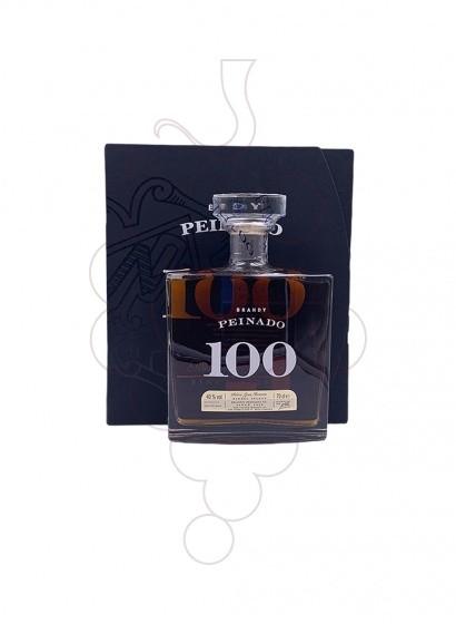 Foto Brandy Peinado Reserva 100 Años