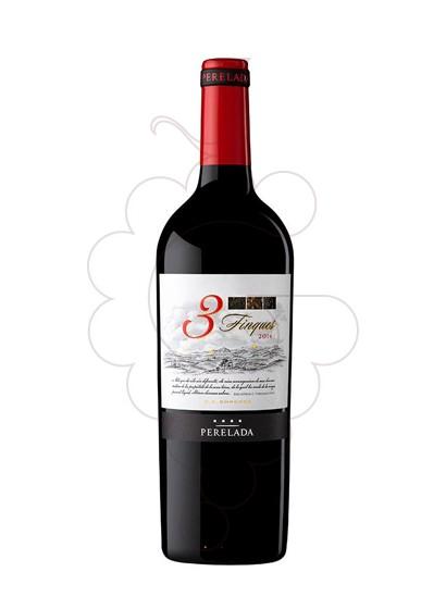 Foto Perelada 3 Finques vino tinto
