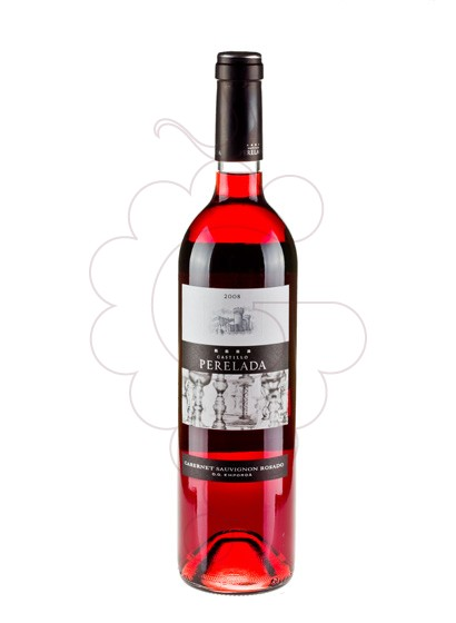 Foto Perelada Cabernet Rosat vino rosado