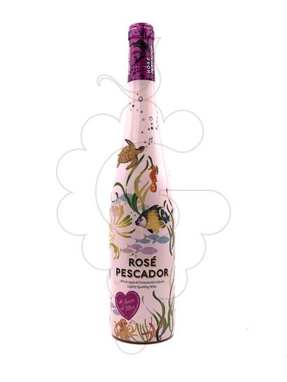 Foto Pescador Rose vino rosado