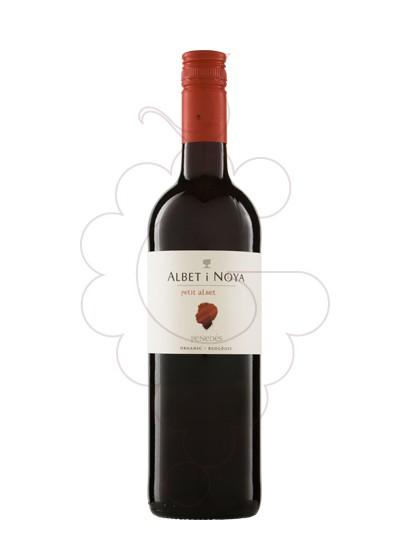 Foto Petit Albet Negre vino tinto
