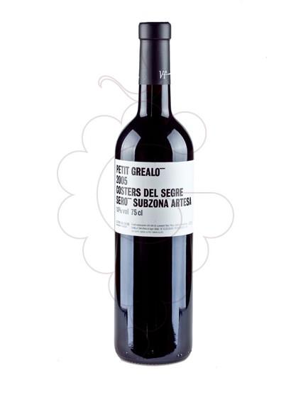 Foto Petit Grealo Negre vino tinto