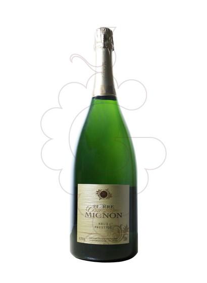 Foto Pierre Mignon Brut Prestige Magnum vino espumoso