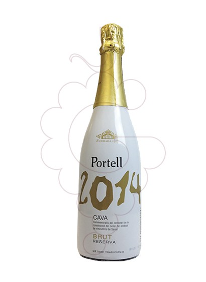 Foto Portell 1914/2014 Brut Reserva vino espumoso