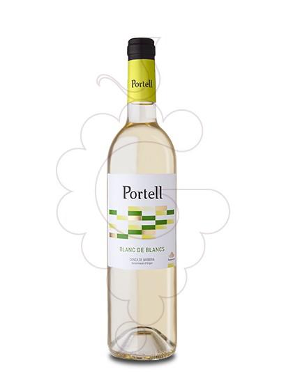 Foto Portell Blanc de Blancs vino blanco