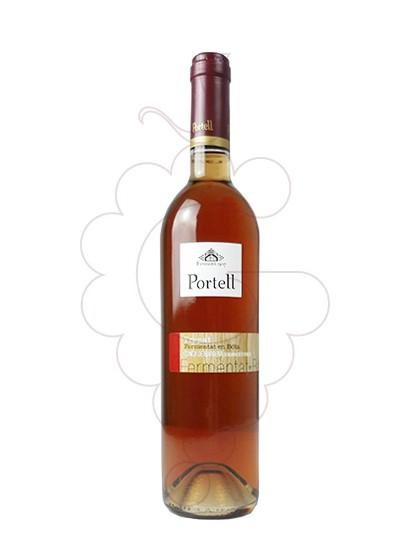 Foto Portell Rosat Fermantació Bota vino rosado