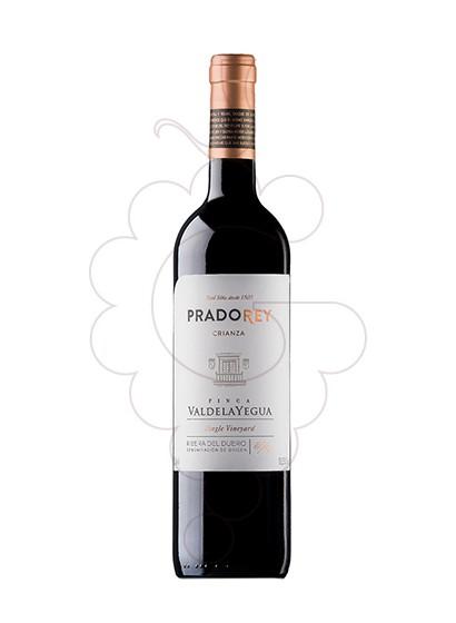 Foto Prado Rey Crianza vino tinto