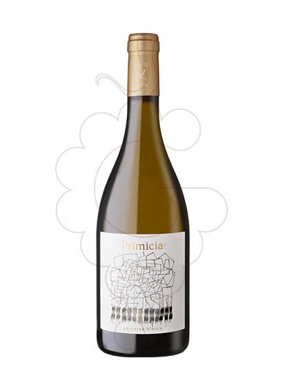 Foto Primicia Blanc F. Barrica vino blanco
