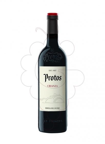 Foto Protos Crianza vino tinto