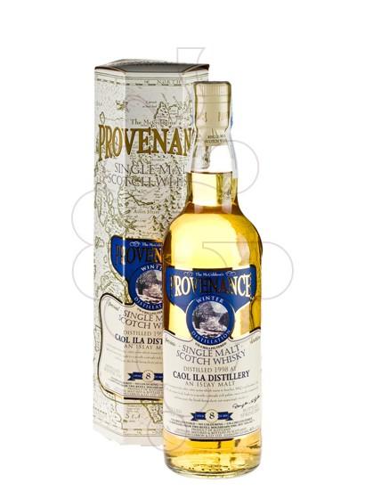 Foto Whisky Provenance Caol Ila 8 Años