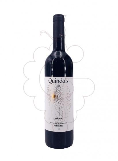 Foto Quindals vino tinto