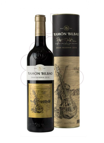 Foto Ramon Bilbao Gran Reserva vino tinto