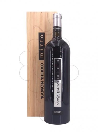Foto Ramon Bilbao Mirto Magnum vino tinto