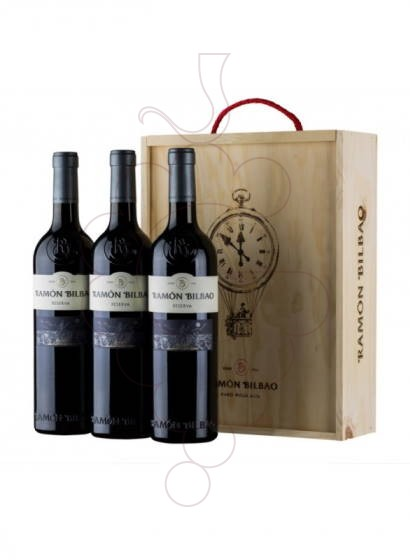 Foto Ramon Bilbao Reserva (Pack 2 u) vino tinto