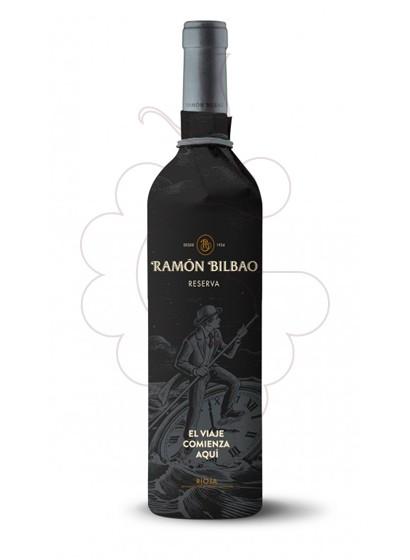 Foto Ramon Bilbao Reserva vino tinto