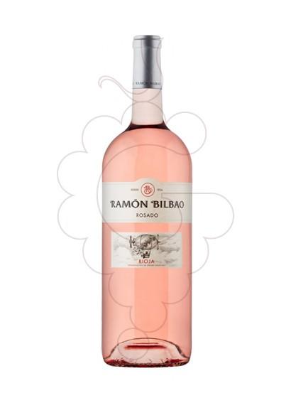 Foto Ramón  Bilbao Rosado Magnum vino rosado