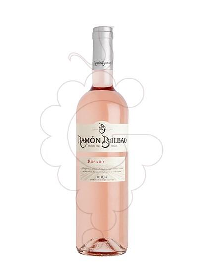 Foto Ramón Bilbao Rosado vino rosado