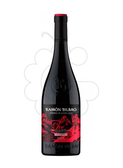 Foto Ramon Bilbao Viñedos Altura vino tinto