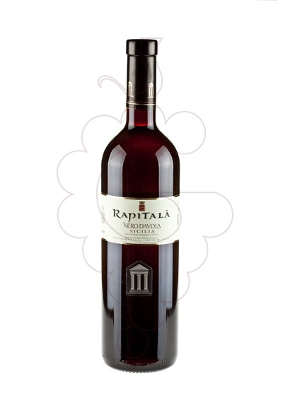 Foto Rapitala vino tinto