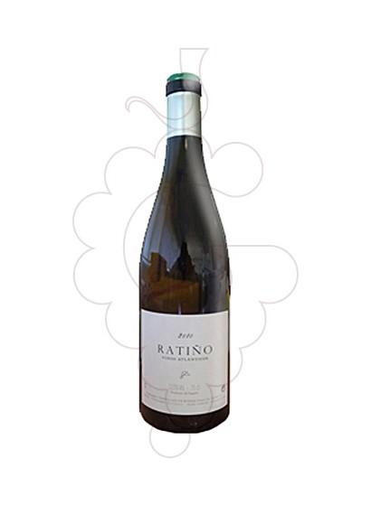 Foto Ratiño Blanco  vino blanco