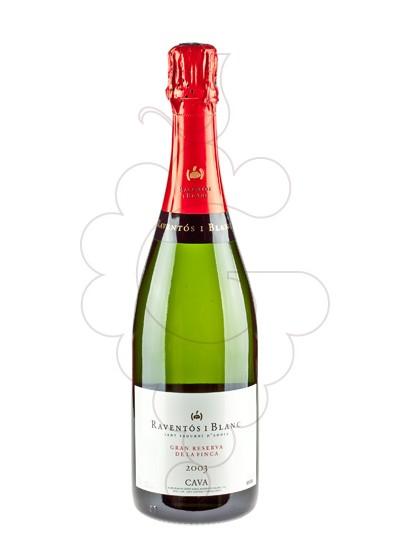 Foto Raventos i Blanc Brut Gran Reserva de la Finca vino espumoso