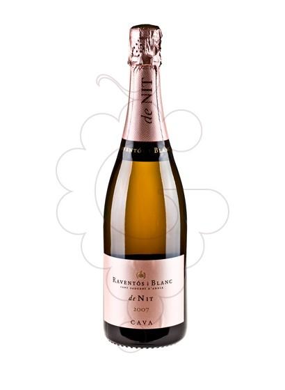 Foto Raventos i Blanc de Nit Rose vino espumoso