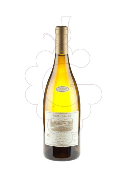 Foto Remelluri Blanco vino blanco