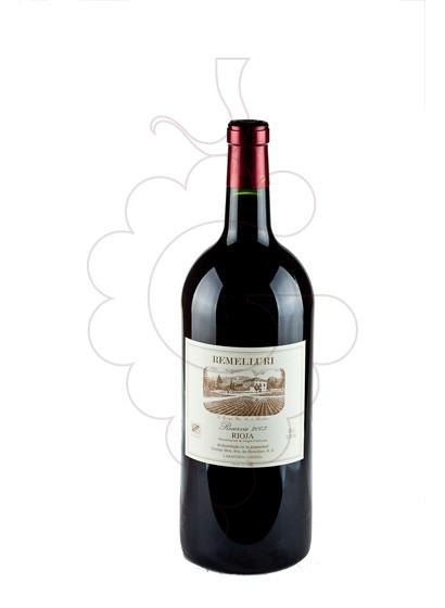Foto Remelluri Reserva Jeroboam vino tinto
