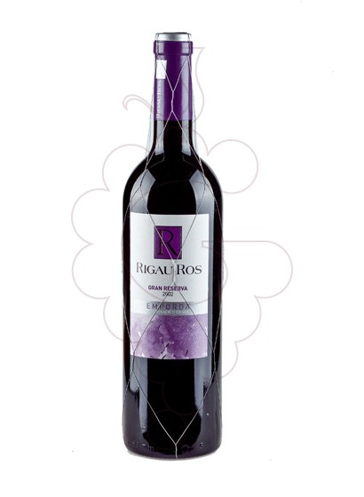 Foto Rigau Ros Negre Gran Reserva vino tinto