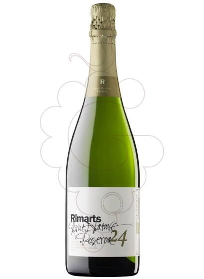 Foto Rimarts Reserva Brut Nature 24 vino espumoso
