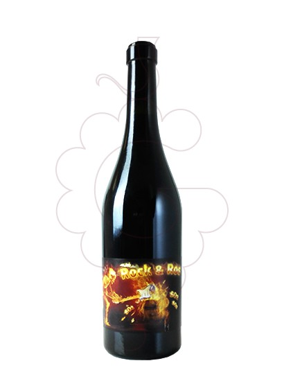 Foto Rock & Ros  vino tinto