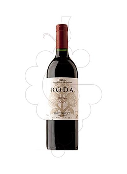 Foto Roda Reserva vino tinto