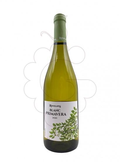 Foto Rovellats Blanc Primavera  vino blanco