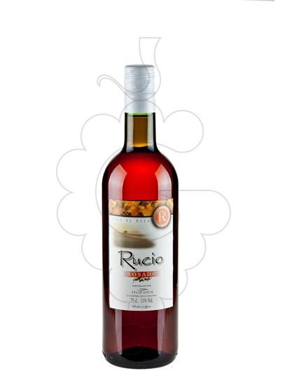 Foto Rucio Rosat vino rosado