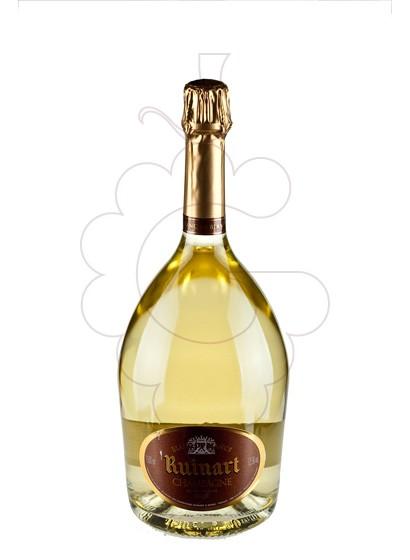 Foto Ruinart Blanc de Blancs Magnum vino espumoso