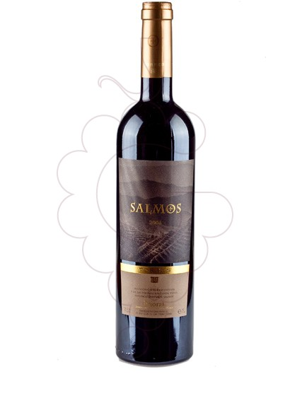 Foto Salmos vino tinto